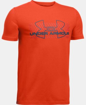 New Arrival Boys' UA Graphic T-Shirt   $19.99