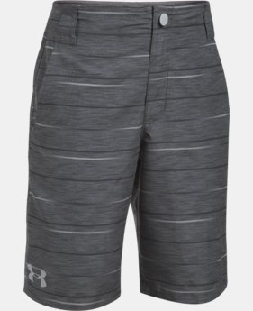 Boys' UA Embarker Amphibious Boardshorts  1 Color $26.99