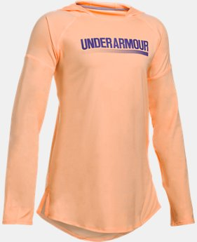 Girls' UA The 50 Long Sleeve Hoodie  1 Color $29.99