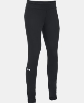 New Arrival  Girls' UA Favorite Knit Leggings  2 Colors $44.99
