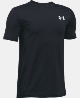 Boys' UA Raid Short Sleeve T-Shirt  2 Colors $27.99