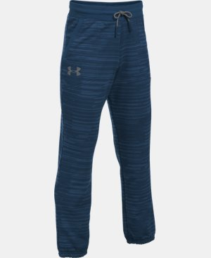 Boys' UA Sportstyle Jogger  3 Colors $49.99