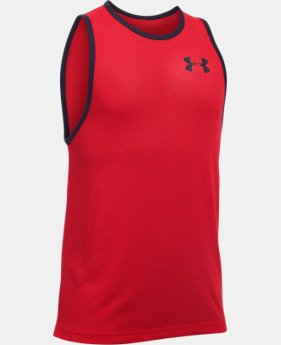 Boys' UA Threadborne Tank   $13.99 to $18.99