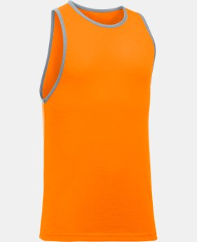Boys' UA Threadborne Tank   $22.99