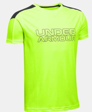 男童UA Activate短袖T恤