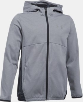 Boys' UA Lightweight Swacket LIMITED TIME OFFER 1 Color $74.99