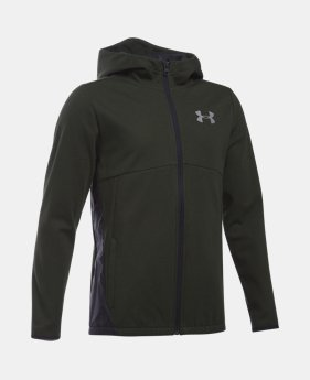 Boys' Rain Jackets & Fleece Jackets | Under Armour US
