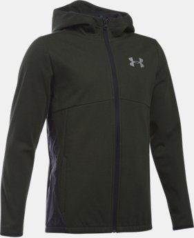 Boys' UA Lightweight Swacket LIMITED TIME: 25% OFF 1 Color $67.49