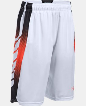 New Arrival Boys' UA Select Shorts   $29.99