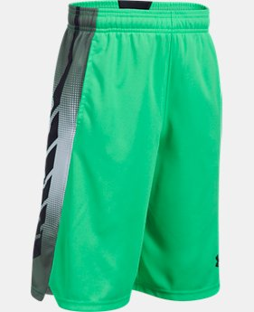 Boys' UA Select Shorts  1 Color $17.24