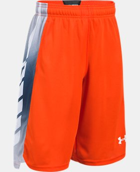 New Arrival Boys' UA Select Shorts  1 Color $29.99