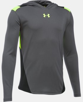 Boys' UA Select Shooting Shirt  1 Color $16.49