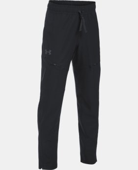 Boys' UA Pursuit Cargo Pants  1 Color $38.99