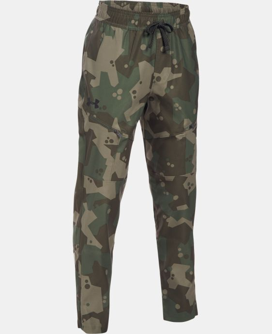 New Arrival Boys' UA Pursuit Cargo Pants   $69.99