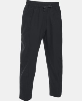 Boys' UA Pursuit Skimmer Pants  1 Color $33.99