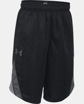 Boys' SC30 Essentials Shorts  1 Color $26.99