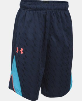 Boys' SC30 Essentials Shorts  1 Color $20.99