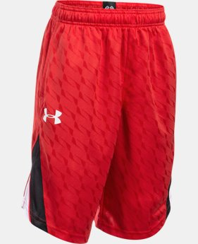Boys' SC30 Essentials Shorts  1 Color $20.99 to $26.99