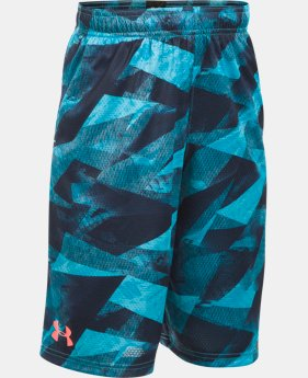Boys' SC30 Essentials Printed Shorts  2 Colors $26.99