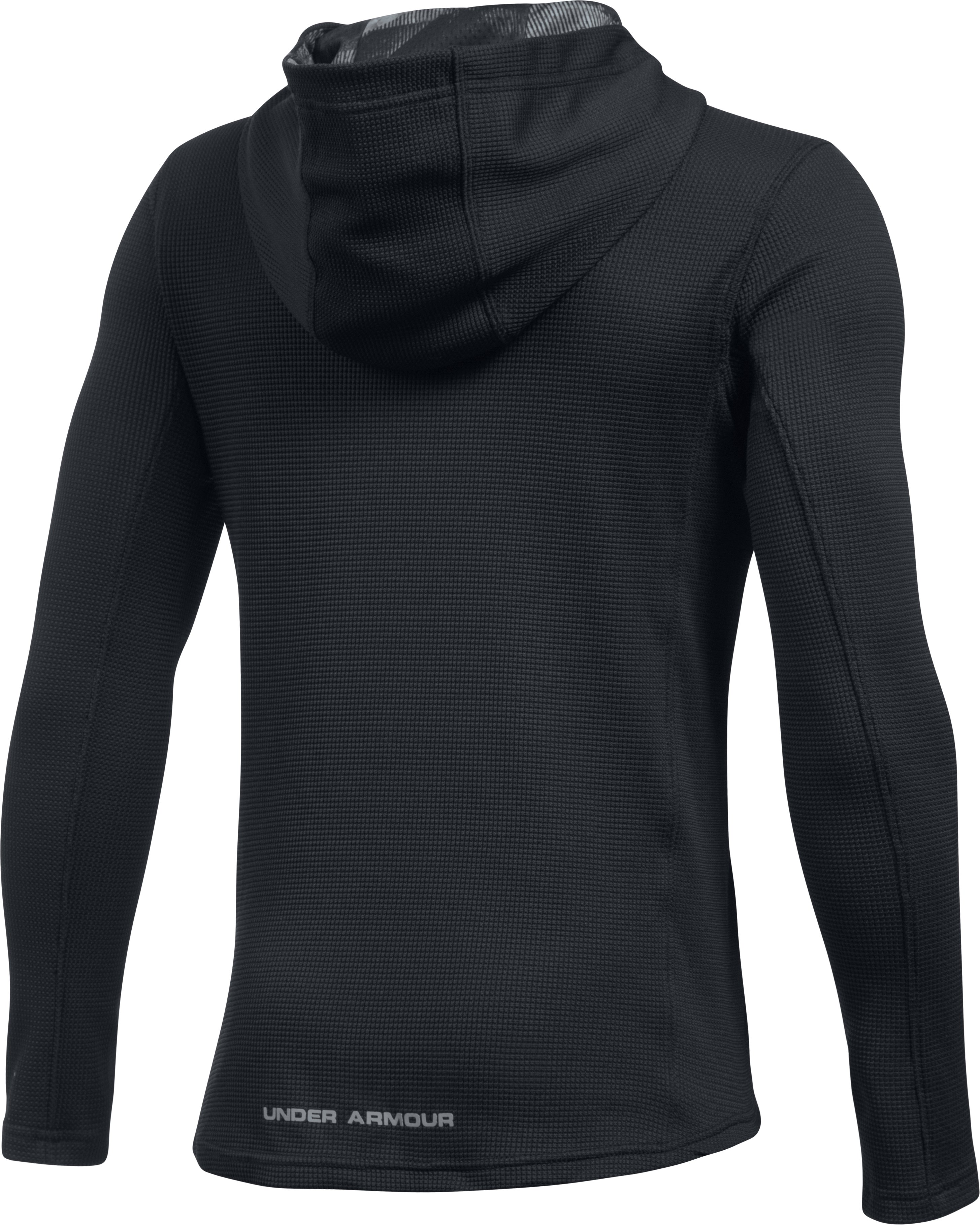 Boys' SC30 Essentials Pullover Hoodie, Black