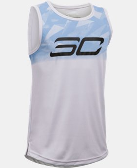 Boys' SC30 Essentials Tank  1 Color $12.74
