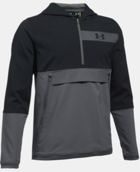 Boys' UA Breaker Woven Jacket  1 Color $26.99