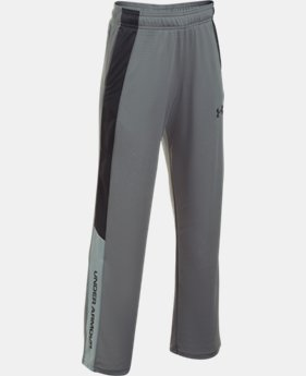 Boys' UA Advantage Warm-Up Pants  1 Color $34.99