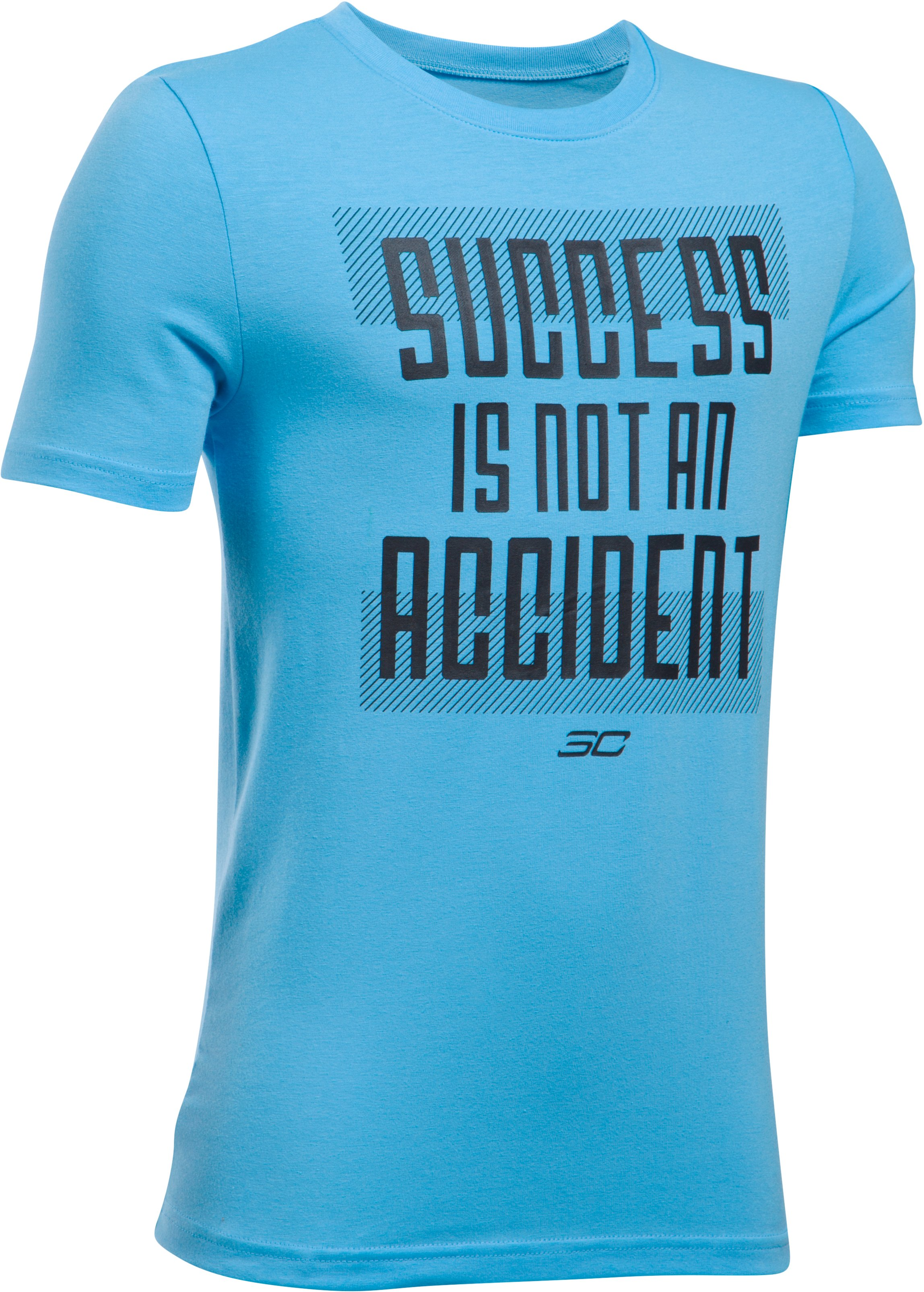 Boys' SC30 No Accident T-Shirt, Carolina Blue, undefined
