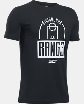 Boys' SC30 Ridiculous Range T-Shirt  1 Color $18.99