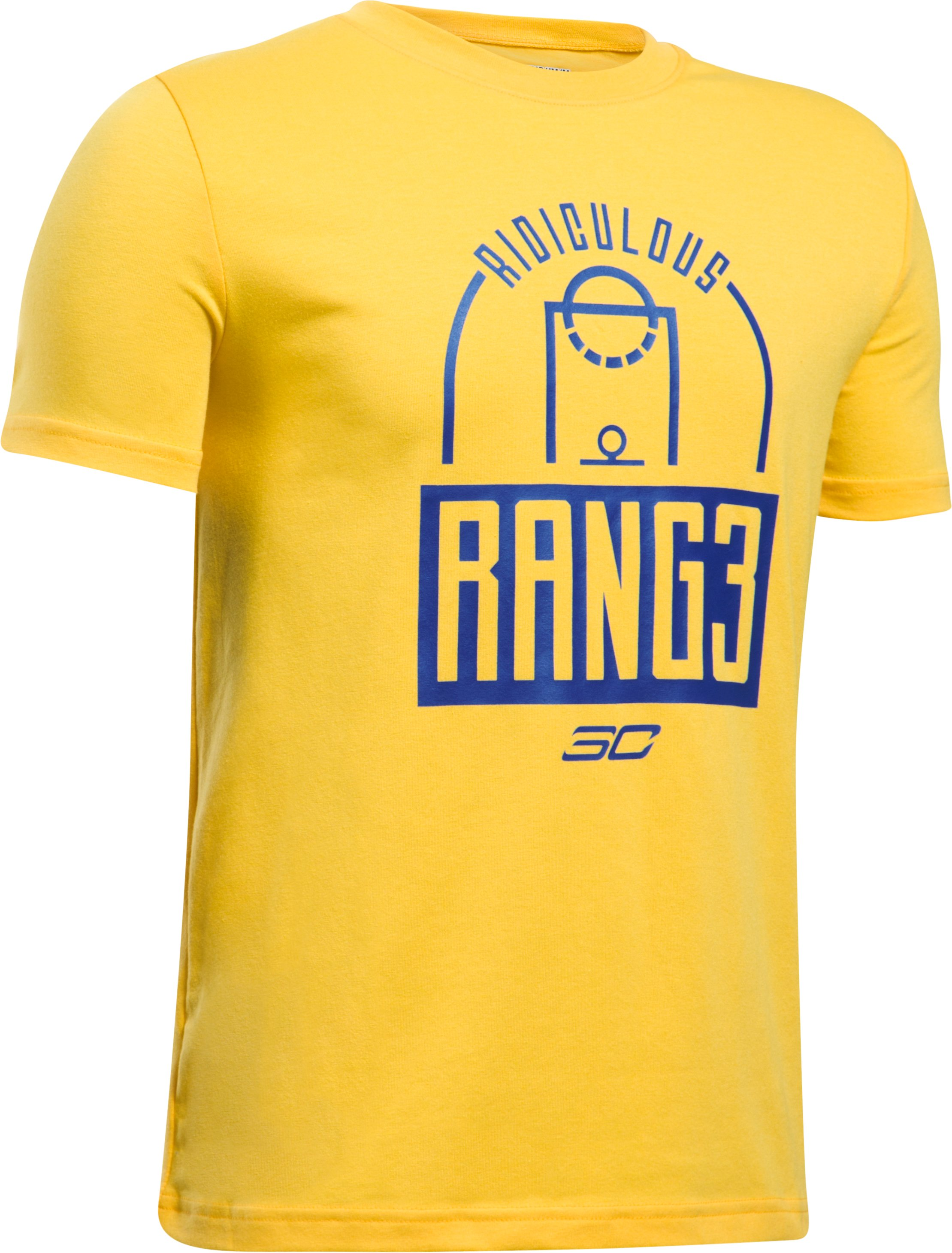 Boys' SC30 Ridiculous Range T-Shirt, Taxi