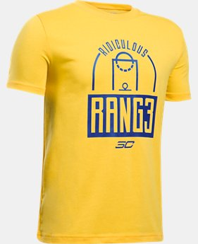 Boys' SC30 Ridiculous Range T-Shirt  1 Color $17.99