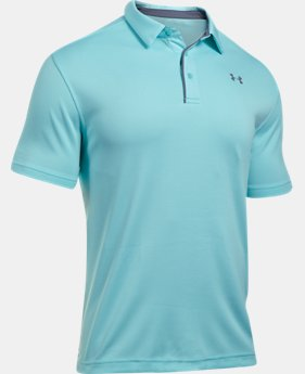 Best Seller Men's UA Tech Polo  4 Colors $39.99