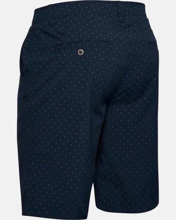 Men's UA Match Play Textured Shorts, Navy, pdpMainDesktop image number 5