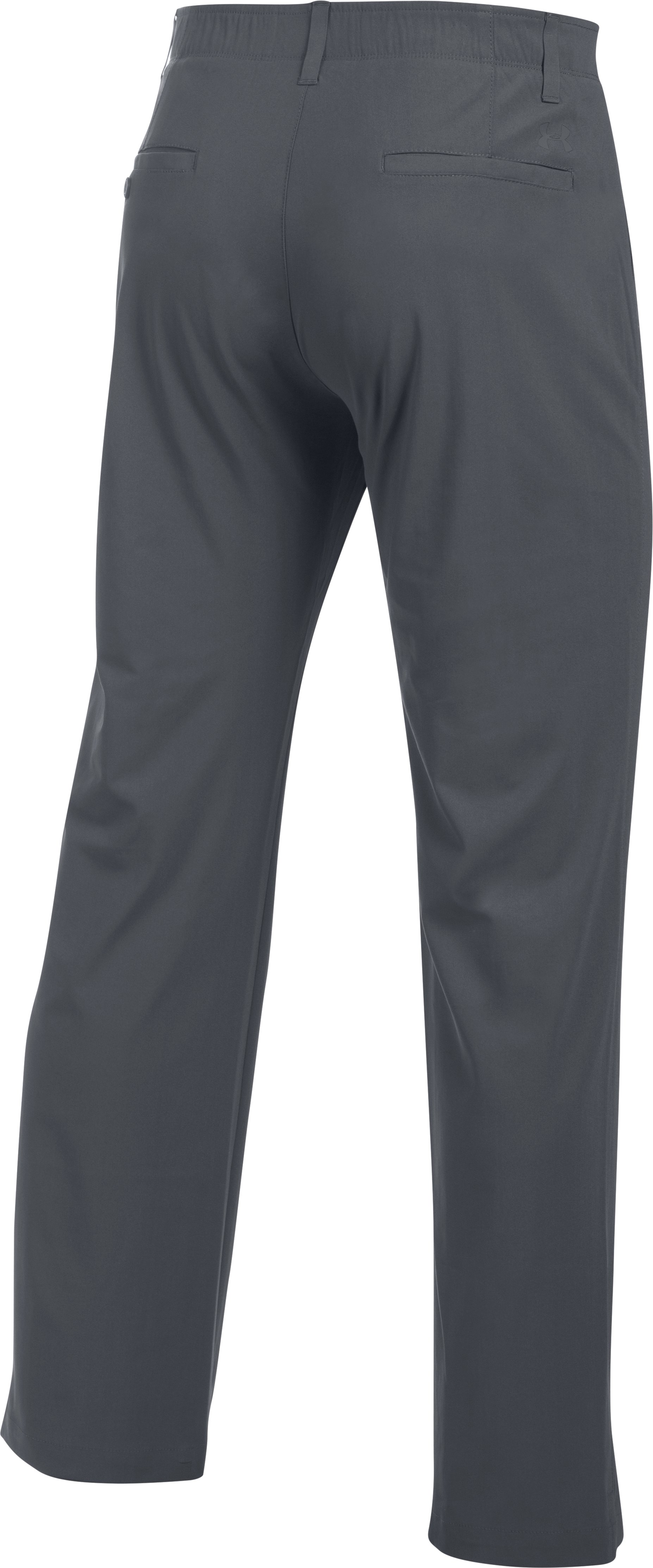 Men's UA Threadborne Tour Pants, RHINO GRAY, undefined