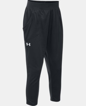 Girls' UA Tech™ Capris  2 Colors $17.99
