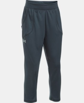 New Arrival Girls' UA Tech™ Capris   $29.99