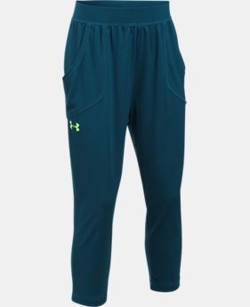 Girls' UA Tech™ Capris   $29.99
