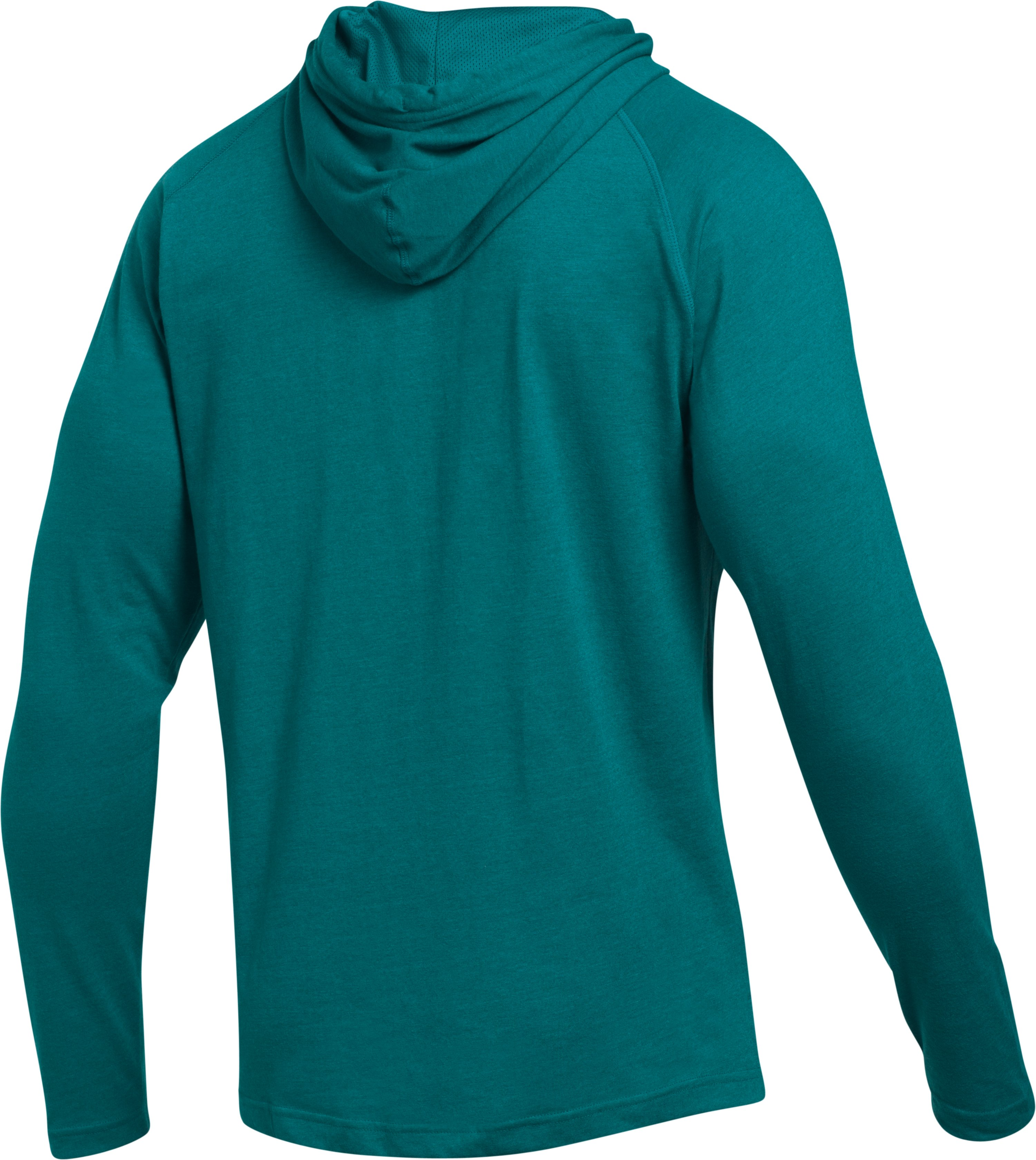 Men's UA Sportstyle Hoodie, TURQUOISE SKY, undefined