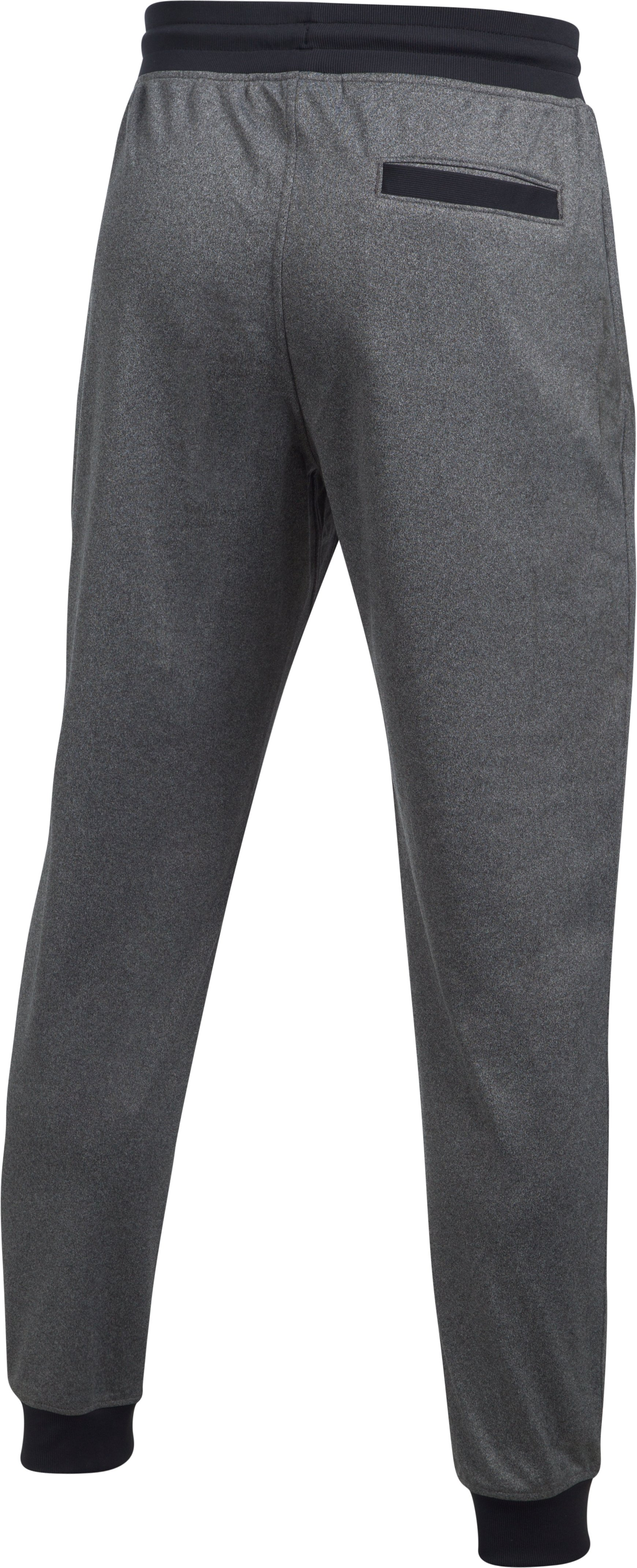 Men's UA Sportstyle Joggers, Carbon Heather,
