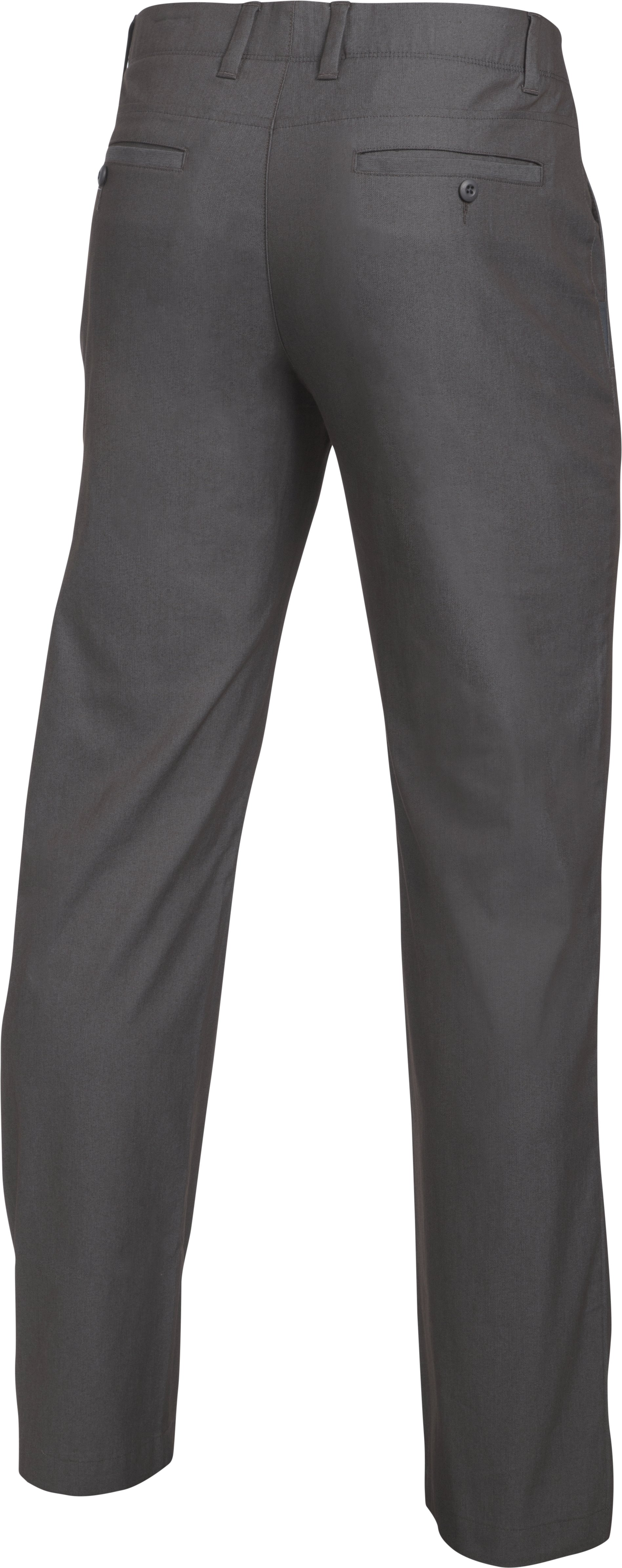 Men's UA Performance Lightweight Chinos, Carbon Heather,