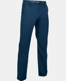 New to Outlet Men's UA Performance Lightweight Chinos  1 Color $55.99