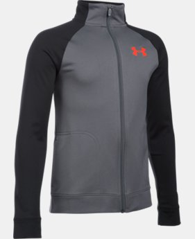 New Arrival Kids' UA Warm-Up Jacket   $39.99
