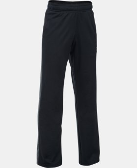 New Arrival Boys' UA Kickstart Warm-Up Pants  3 Colors $29.99
