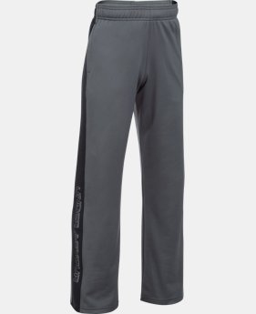Boys' UA Kickstart Warm-Up Pants  1 Color $29.99