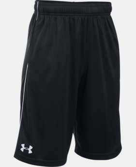 Boys' UA Tech™ Blocked Shorts  1 Color $19.99