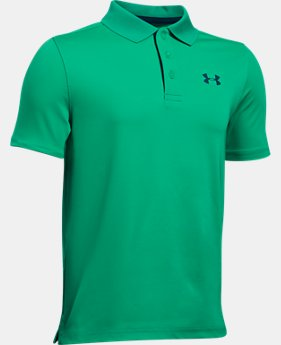 Boys' UA Performance Polo  3 Colors $22.49 to $22.99