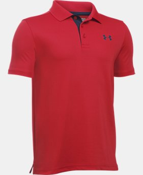 Boys' UA Performance Polo  2  Colors Available $29.99