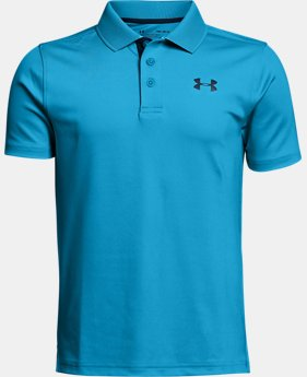 Boys' UA Performance Polo  2 Colors $29.99