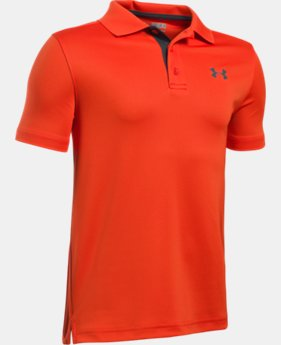 Boys' UA Performance Polo  3 Colors $22.99
