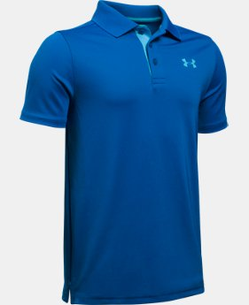 Boys' UA Performance Polo   $29.99